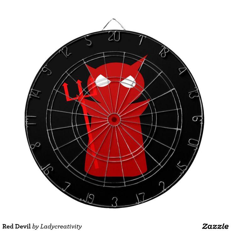 Red Devil Dartboards