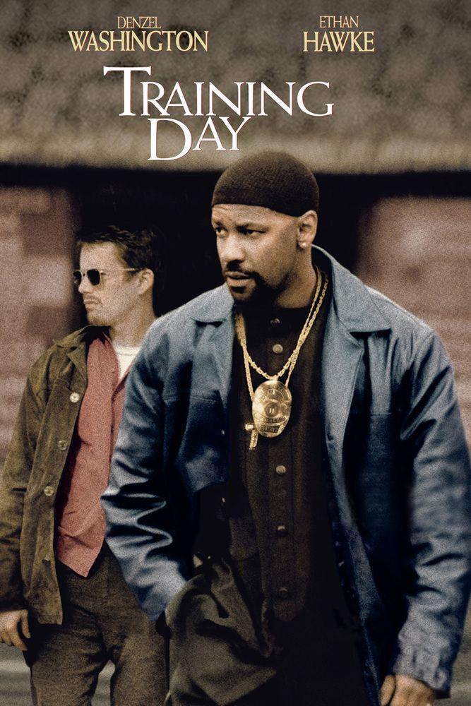 Training Day Movie Poster - Tom Berenger, Scott Glenn, Ethan Hawke  #TrainingDay, #MoviePoster, #AntoineFuqua, #Drama, #EthanHawke, #ScottGlenn, #TomBerenger