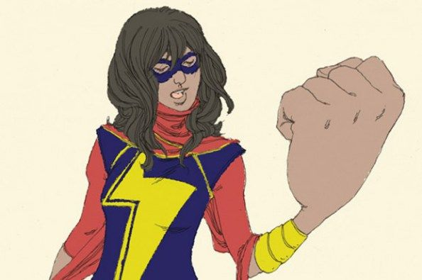 marvell muslim Marvel comics is expanding its superhero stable to include a teenage muslim girl as a lead character.
