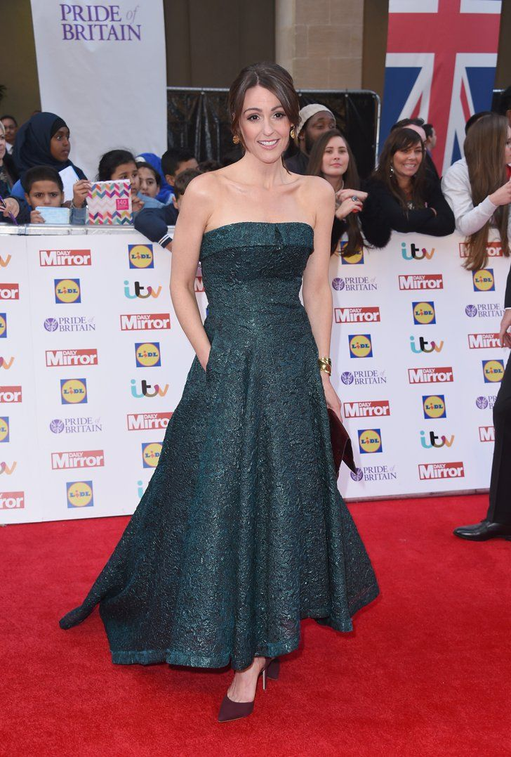 Pin for Later: See All the Celebrities at the Pride of Britain Awards Suranne Jones