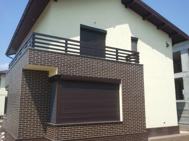 Vrei sa vezi cum arata niste rulouri exterioare din aluminiu pentru casa la curte ? Uite aici cateva poze