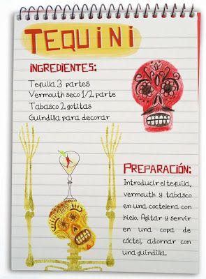 Receta cóctel Tequini - Descubre Catabox - Packs Gin Tonic y Vino - El regalo perfecto para los amantes de las cosas buenas y bonitas