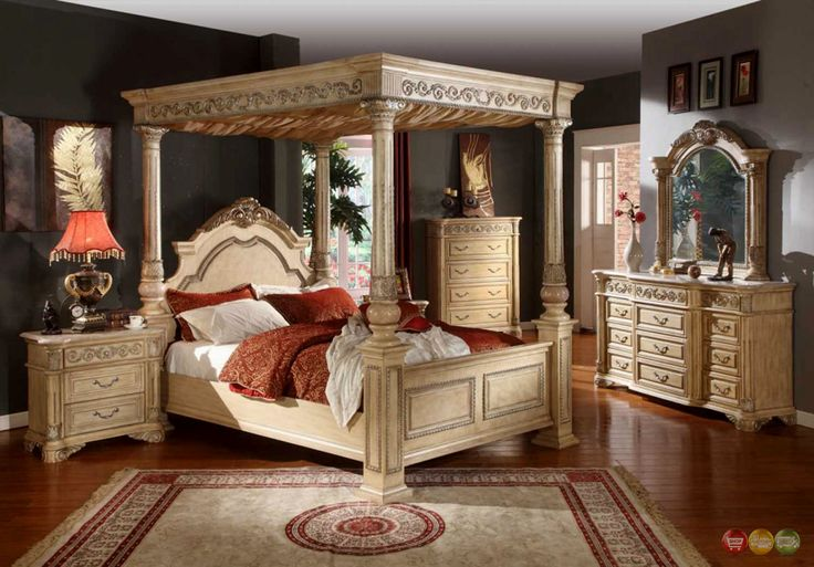Canopy Bedroom Sets - http://behomedesign.xyz/canopy-bedroom-sets/