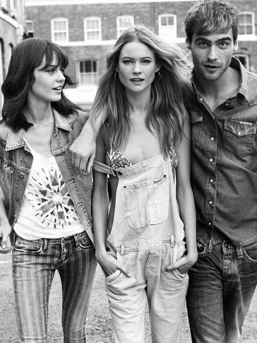 #fashion #spring #vintage #girls #boy #monochrome #photography