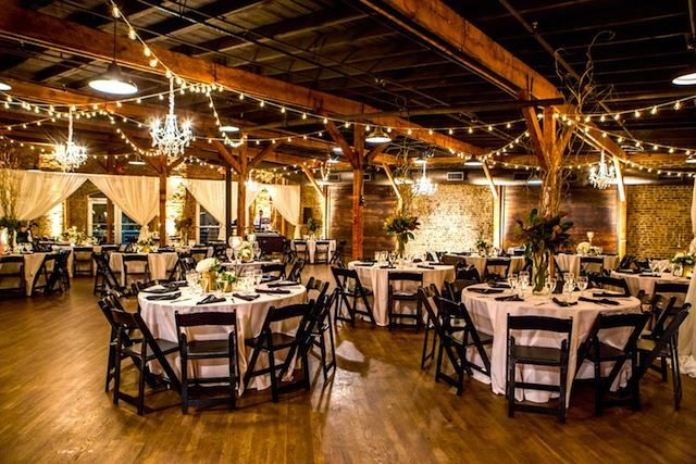 Industrial Wedding Venue Nashville Houston Station Tennessee Wedding Venues Nashville