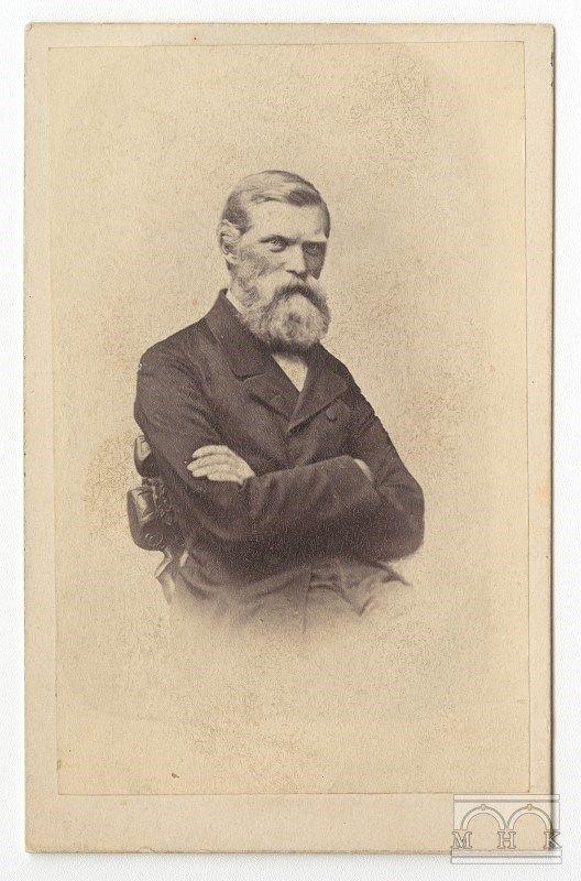 Władysław Ostaszewski - powstaniec styczniowy