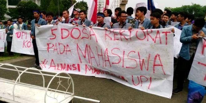 Edupost.id –Aliansi Mahasiwa Universitas Pendidikan Indonesia (UPI)…
