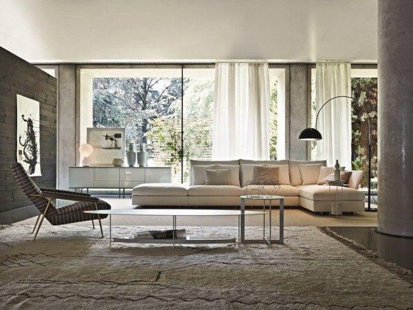 die besten 17 ideen zu spacious living room auf pinterest, Hause ideen