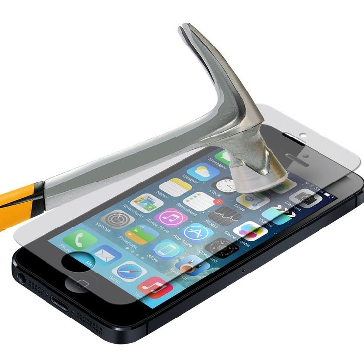 ArmorAll Armor All IPhone 5 Clear Shatter-proof Screen Protector