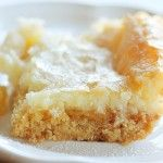 Okay, This is totally doable in sugar free. Will try today. SF yellow cake, butter, egg. Gooey filling I am going to try cream cheese mixed with sugar free white icing and eggs. Chess Squares Recipe with Photos