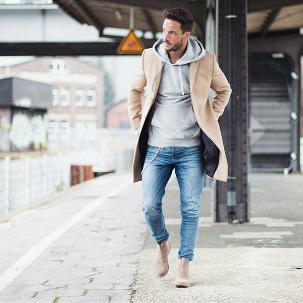Hoodies are a staple of men's casual wear fashion. Here's our style guide on the best ways to style a hoodie   The Idle Man #StyleMadeEasy