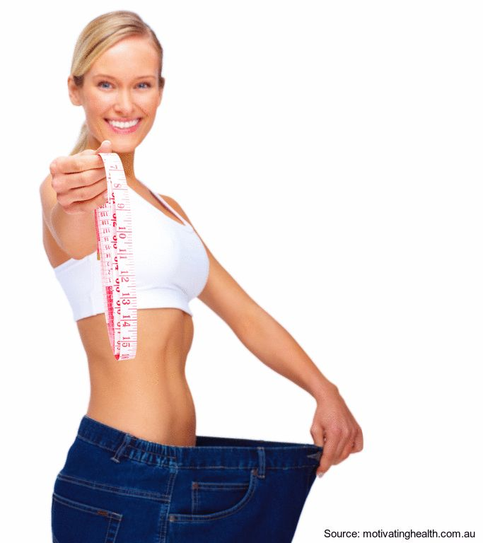 Lose belly fat anorexia