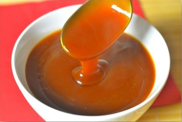 Рецепт Китайский кисло сладкий соус. Приготовление блюда