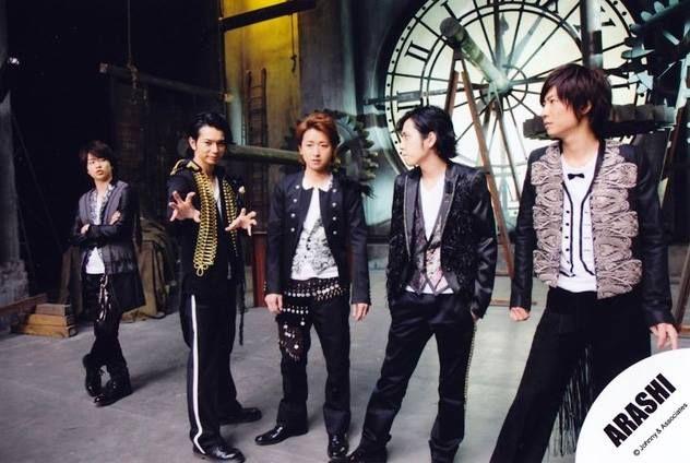 嵐 // Arashi // PV // Monster // 2010