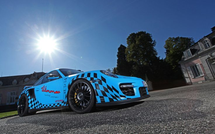 Porsche 977 Turbo