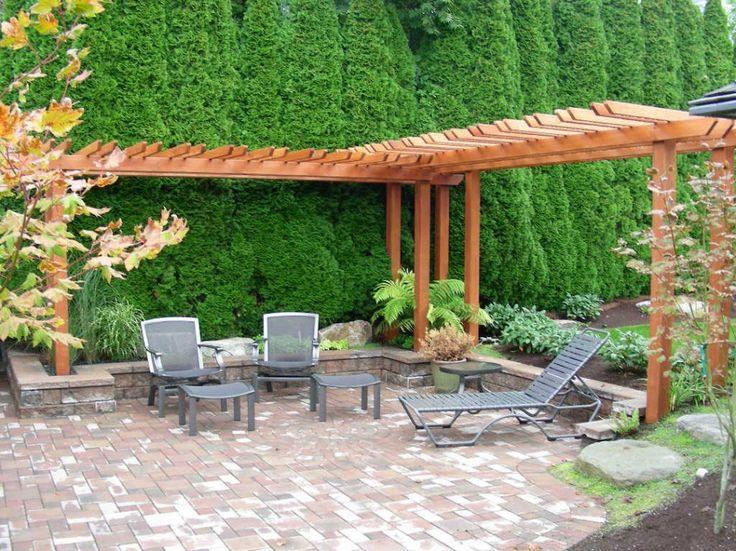 Backyard, Amazing Backyard Landscapes for Small and Large Yards: Small Backyard Landscapes Design