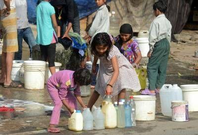 Escasez de agua 1.