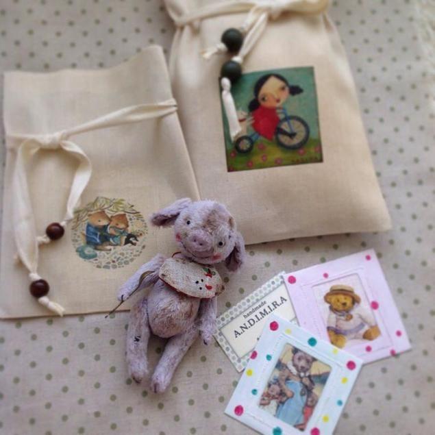 Упаковка игрушек - Ярмарка Мастеров - ручная работа, handmade