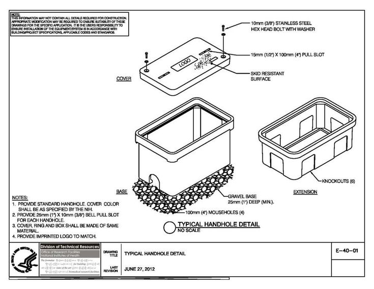 photocell wiring diagram cad detail auto electrical wiring diagramtypical handhole detail used often in telecom utilities