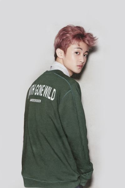 there is a limit to being cute but mark lee has exceeded that limit
