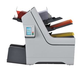 FP's FPi2500 letter folding and inserting machine - http://www.fp-franking-machines.co.uk
