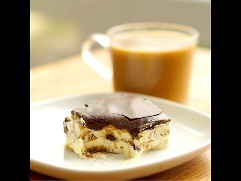 Easy Eclair Cake - YouTube