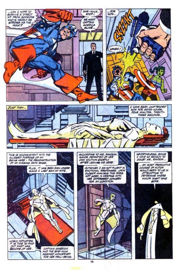 Byrne Robotics: JBF Reading Club: West Coast Avengers #49