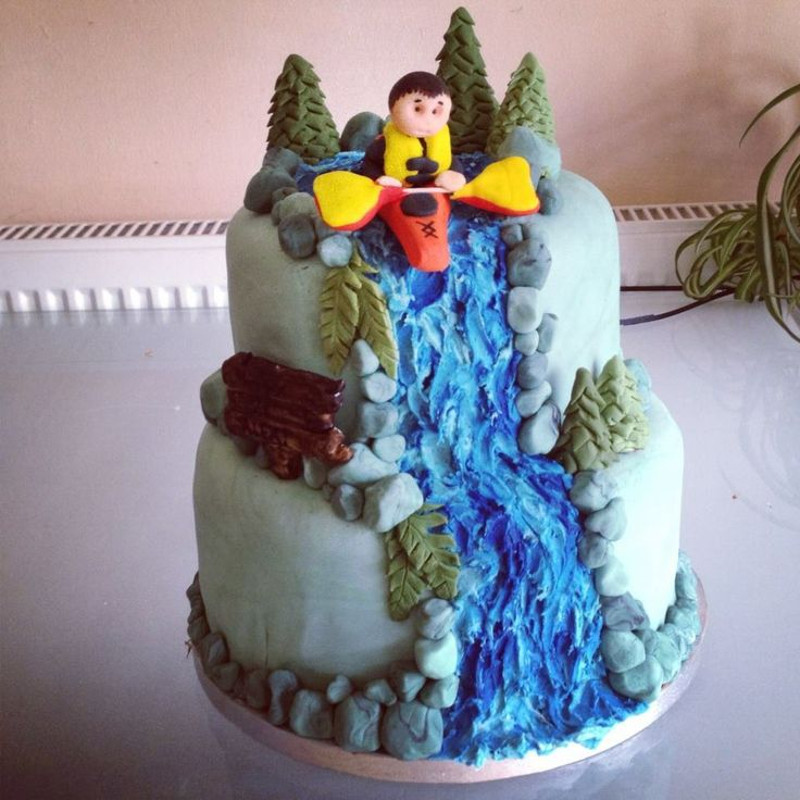 14 Best Ideas About Canoe Cake On Pinterest This Weekend
