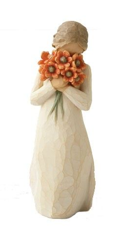 Willow Tree: Surrounded by Love! Love love love my willow tree collectables!