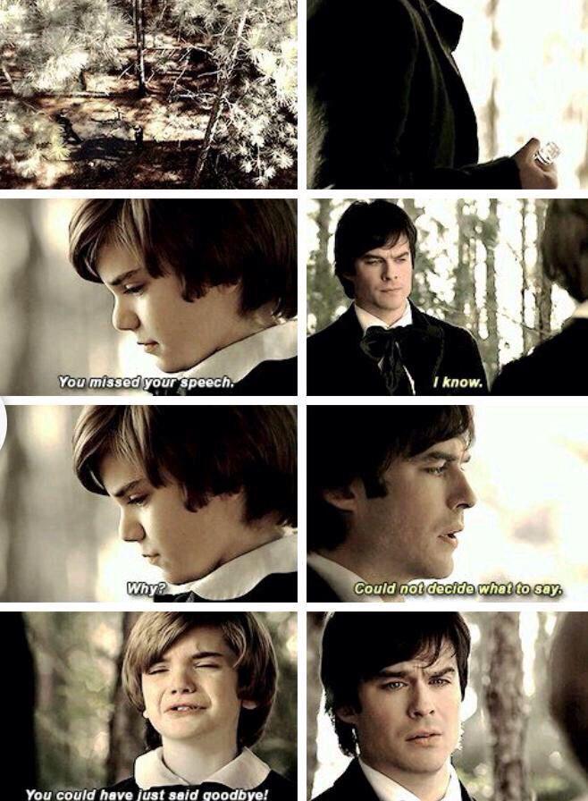 e eu estou apaixonada ate hj por esse garotinho ! o mais lindo da serie *-*