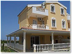 Villa for rent in Melissa 4 complex, Kusadasi.