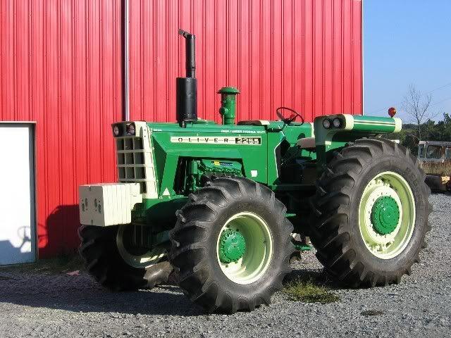 Oliver 1950 4x4 : Best oliver images on pinterest tractors old