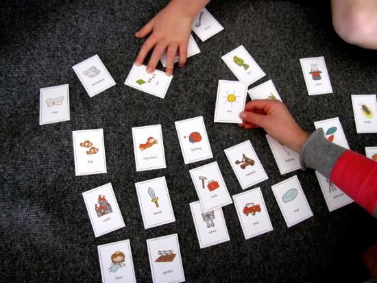 The story cards helps children to make the story. Also they can learn how to make the plot for the story.