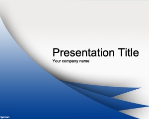 Free Unique PowerPoint template background with nice background style for presentations
