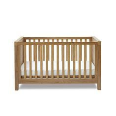 Our Lulworth cot bed brings a contemporary touch to your little one's nursery.