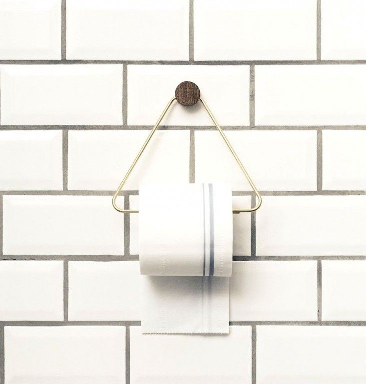 Awesome toilet paper holder