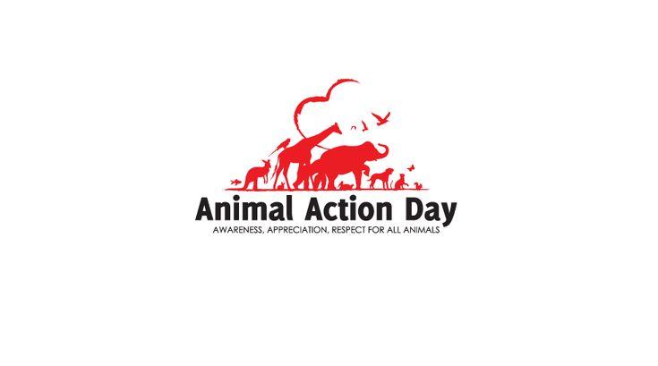 Animal Action DayLogo / Brand Design