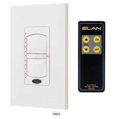 Elan VSE2 / VES2 Slider Volume Control