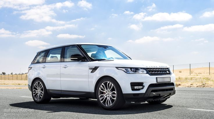 range rover sport 2015 white - Range Rover Sport 2015 a Deliberate Luxury Support to Sport – Avto Today