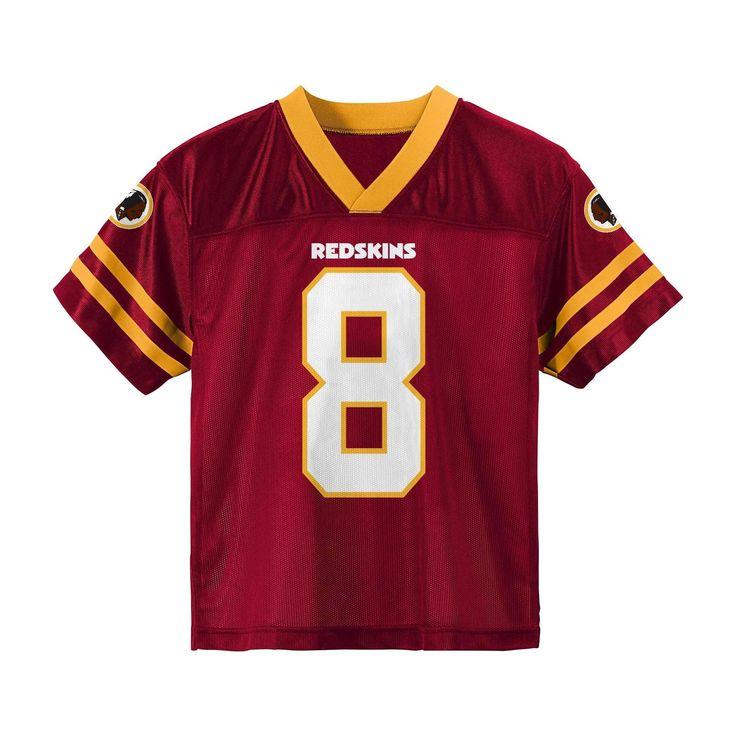 Washington Redskins Boys' Kirk Cousins Jersey XS, Multicolored