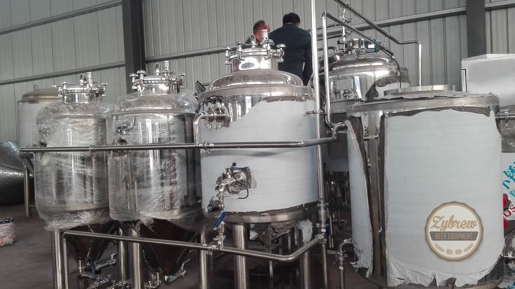 300L brewery system