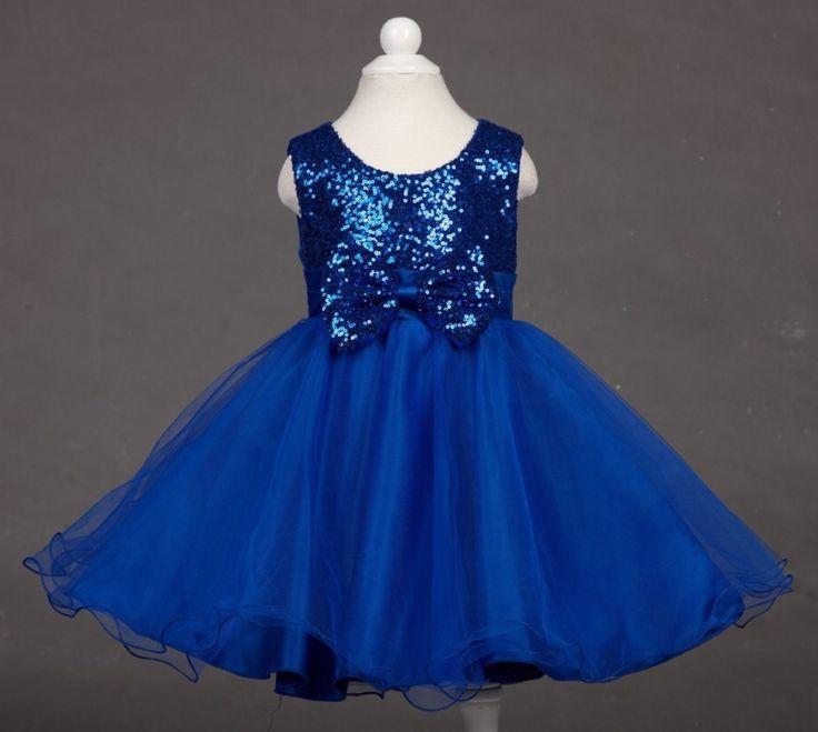 Sequins Dress - KidsDynasty