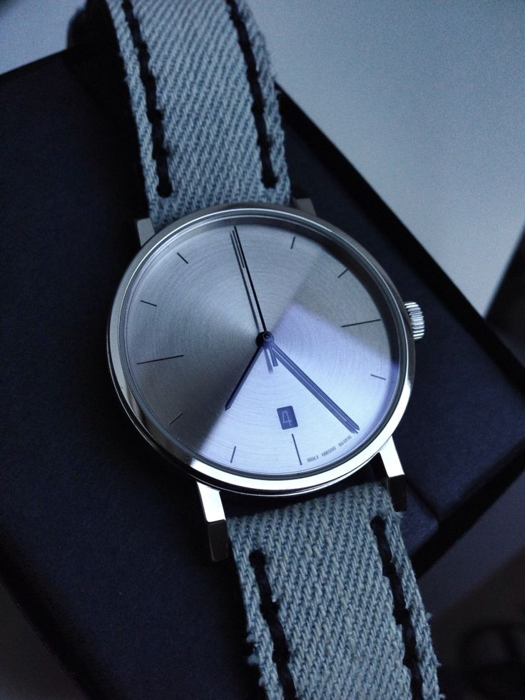 Stowa Antea Automatic with stainless steel dial