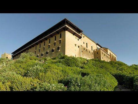 Parador de Carmona http://www.viajesveleta.com/oferta-hotel-parador-de-carmona-4-estrellas-en-cordoba-paradores-nacionales.html