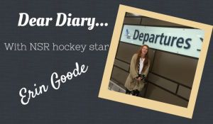 Dear Diary with Erin Goode…. the visa application process edition!