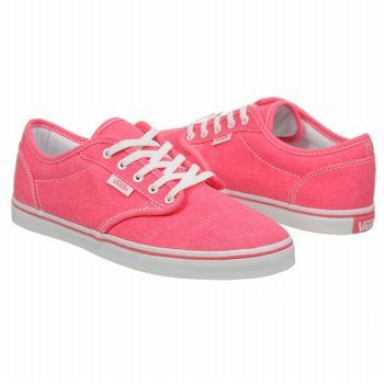 vans atwood washed pink