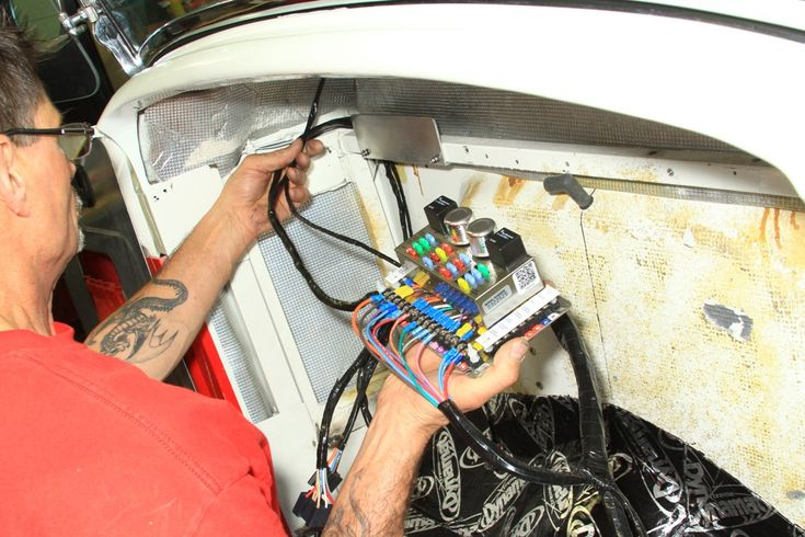 5 Tips on Wiring your Hot rod 1. If you have a Hot Rod