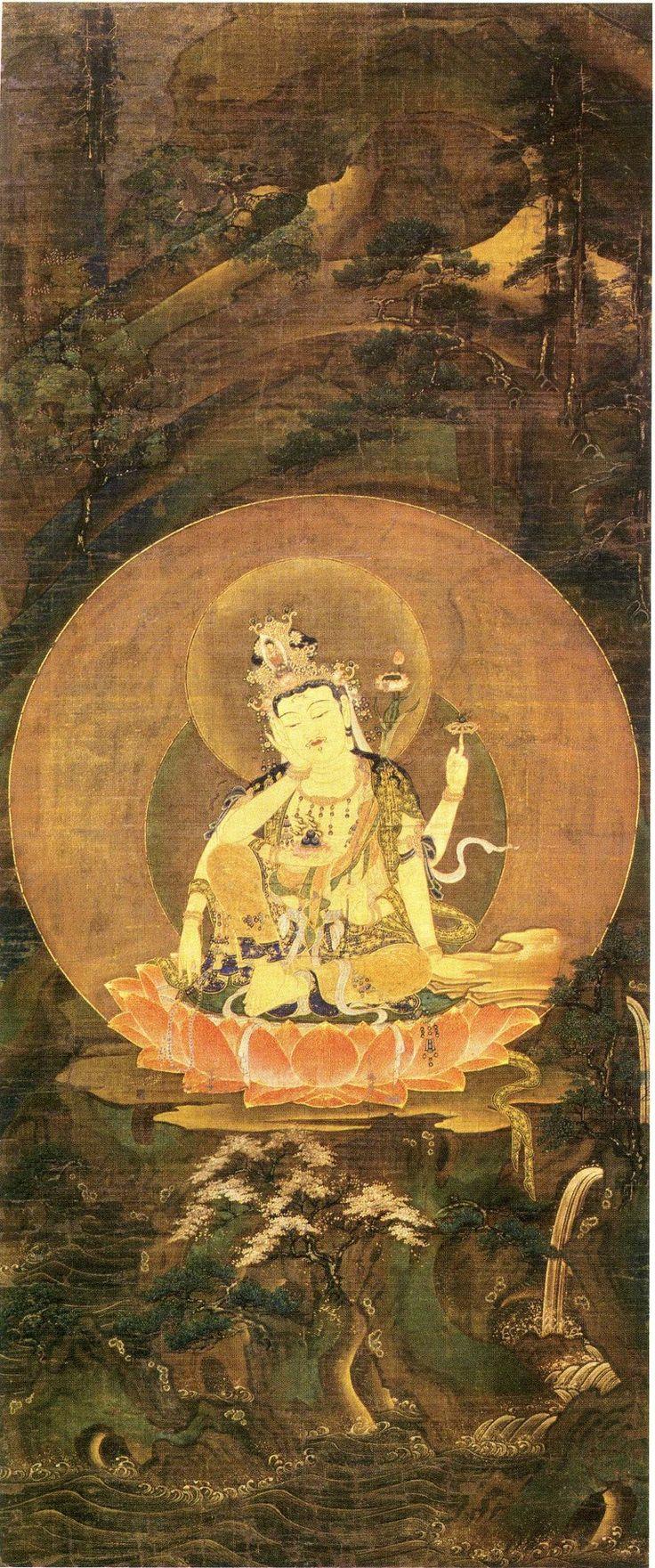 如意輪觀音 - Cinta mani cakra (Japan), manifistation of avalokitesvera