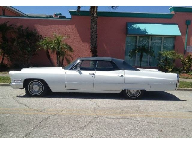 1967 Cadillac 4 Door Convertible Who I Am What I Like