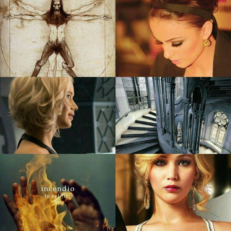 Jennifer Lawrence Layout